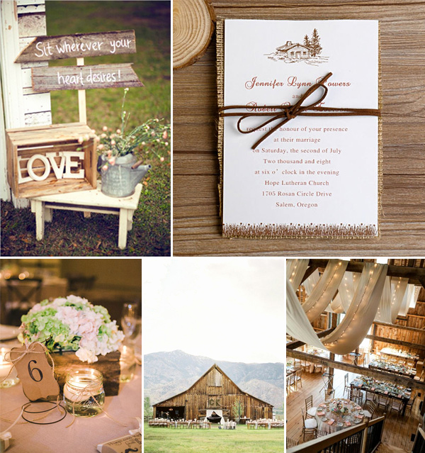 Rustic Wedding Invitation Ideas Beautiful top 10 Rustic Wedding Invitations and Ideas at