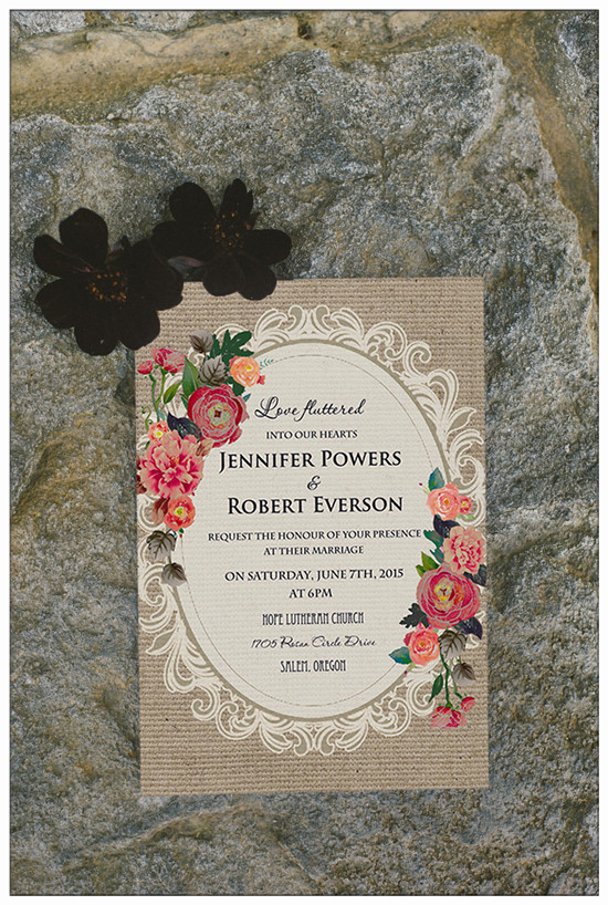 Rustic Wedding Invitation Ideas Best Of top 10 Chic Country Rustic Wedding Invitations with Free