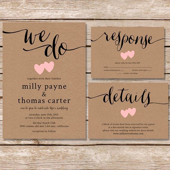 Rustic Wedding Invitation Ideas Inspirational Wedding Invitations Rustic Best Photos Cute Wedding Ideas