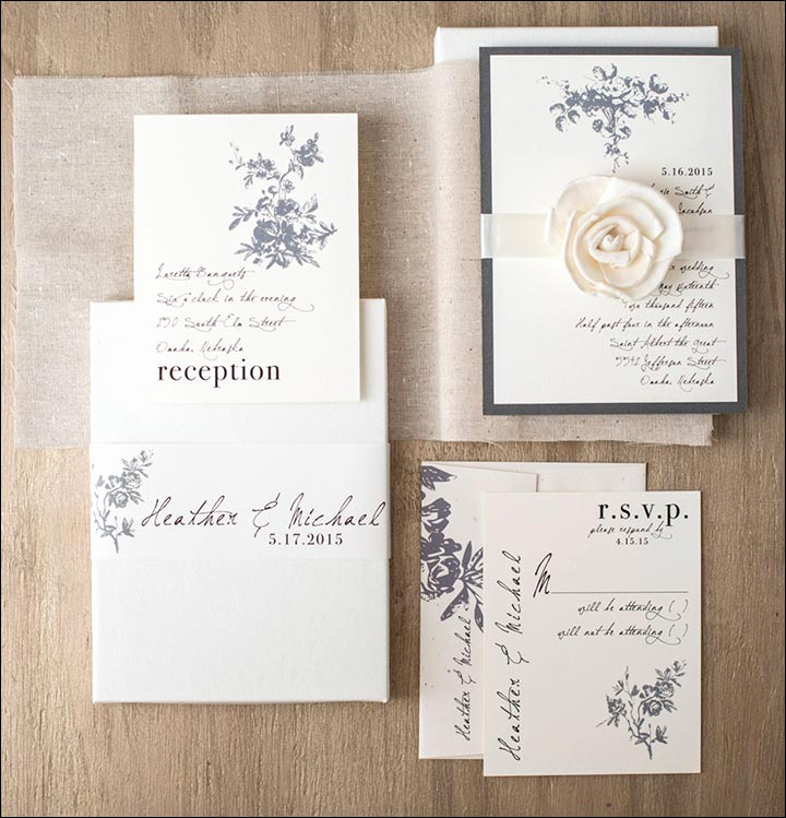 Rustic Wedding Invitation Ideas Luxury 10 Rustic Wedding Invitations You Need to Check Out
