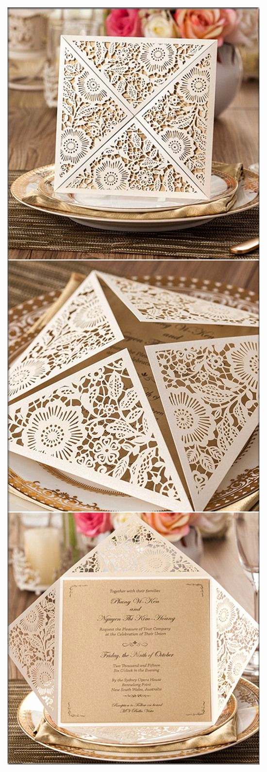 Rustic Wedding Invitation Ideas Luxury 25 Best Ideas About Casual Wedding Invitations On