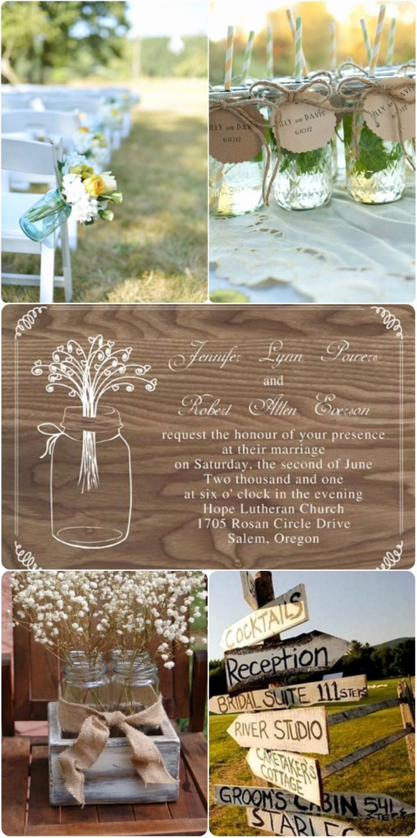 Rustic Wedding Invitation Ideas Luxury Perfect Fall Wedding Invitations Ideas 2013