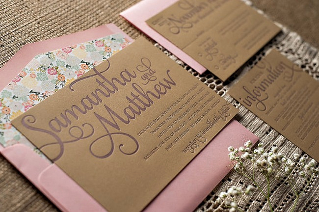 Rustic Wedding Invitation Paper Fresh 18 Gorgeous Rustic Wedding Invitations