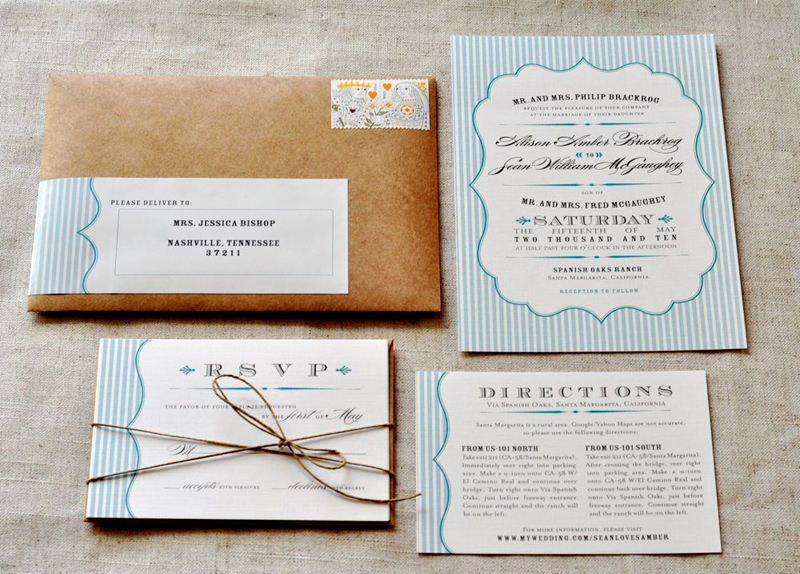 Rustic Wedding Invitation Paper Lovely Amber Sean S Rustic Wedding Invitations