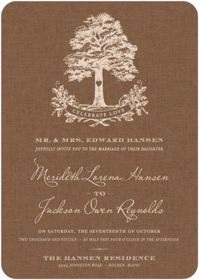 Rustic Wedding Invitation Paper New 32 Rustic Wedding Invitations Knotsvilla
