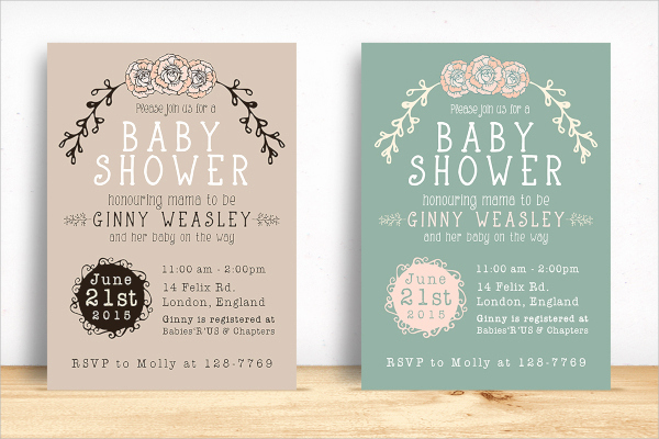 Sample Baby Shower Invitation New Sample Baby Shower Invitations Sample Baby Shower