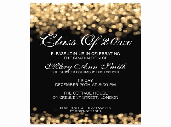 Sample Graduation Party Invitation Wording Lovely 12 Graduation Party Invitations Psd Ai Vector Eps