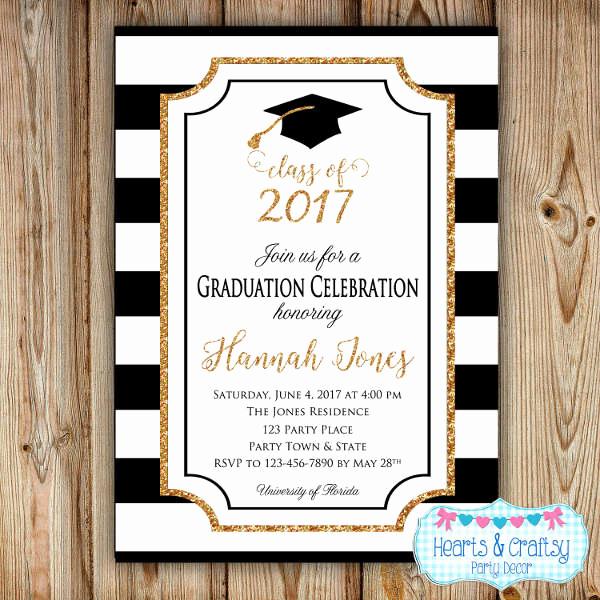 Sample Graduation Party Invitation Wording Lovely 49 Graduation Invitation Designs & Templates Psd Ai