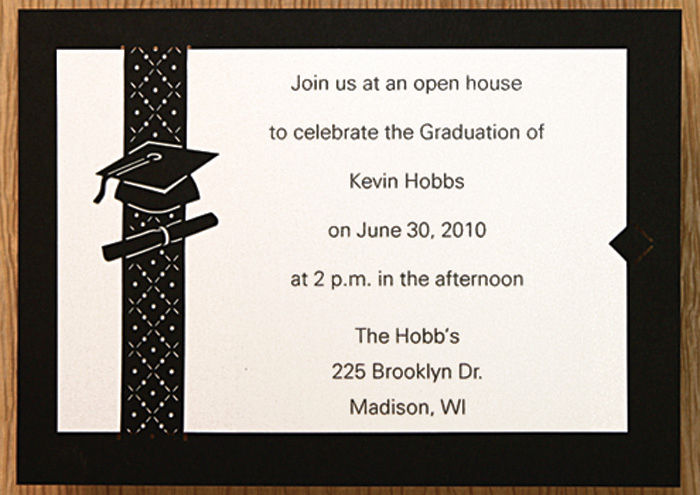 Sample Graduation Party Invitation Wording New 15 Graduation Party Invitations – Party Ideas
