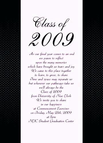 Sample Graduation Party Invitation Wording Unique College Graduation Party Invitation Wording