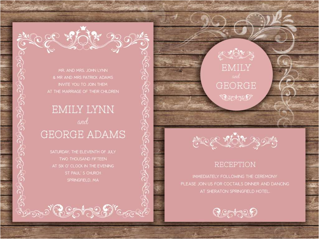 Sample Of Weeding Invitation Lovely 20 New Wedding Invitation Samples