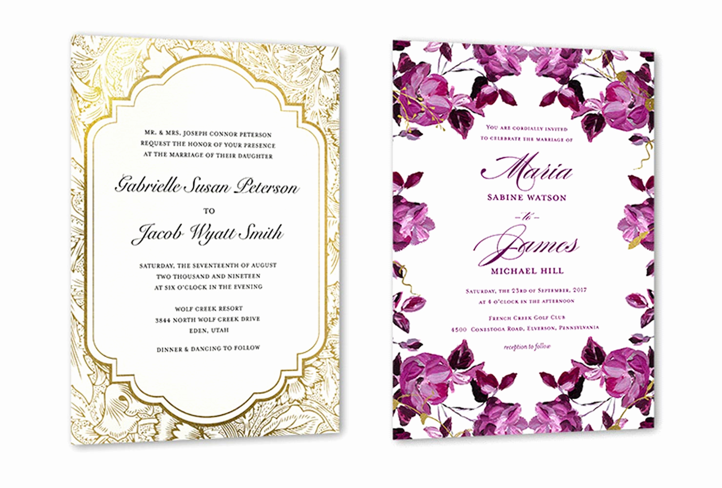 Sample Of Weeding Invitation Lovely 35 Wedding Invitation Wording Examples 2019
