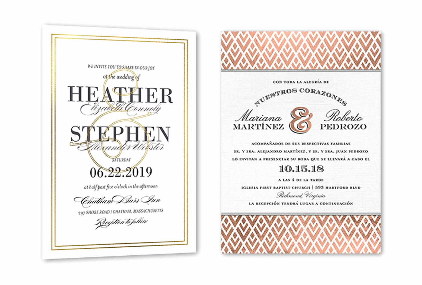 Sample Of Weeding Invitation New 35 Wedding Invitation Wording Examples 2019