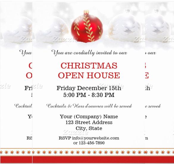 Sample Open House Invitation Fresh 25 Open House Invitation Templates Free Sample Example