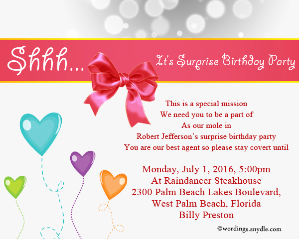 Sample Party Invitation Wording Beautiful Wording Archives Wordings and Messages