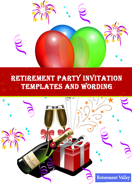 Sample Party Invitation Wording New Elegant Retirement Party Invitation Wording and Samples