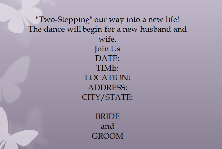 Sample Wedding Invitation Wording Awesome 15 Samples for Casual Invitation Wording for Wedding