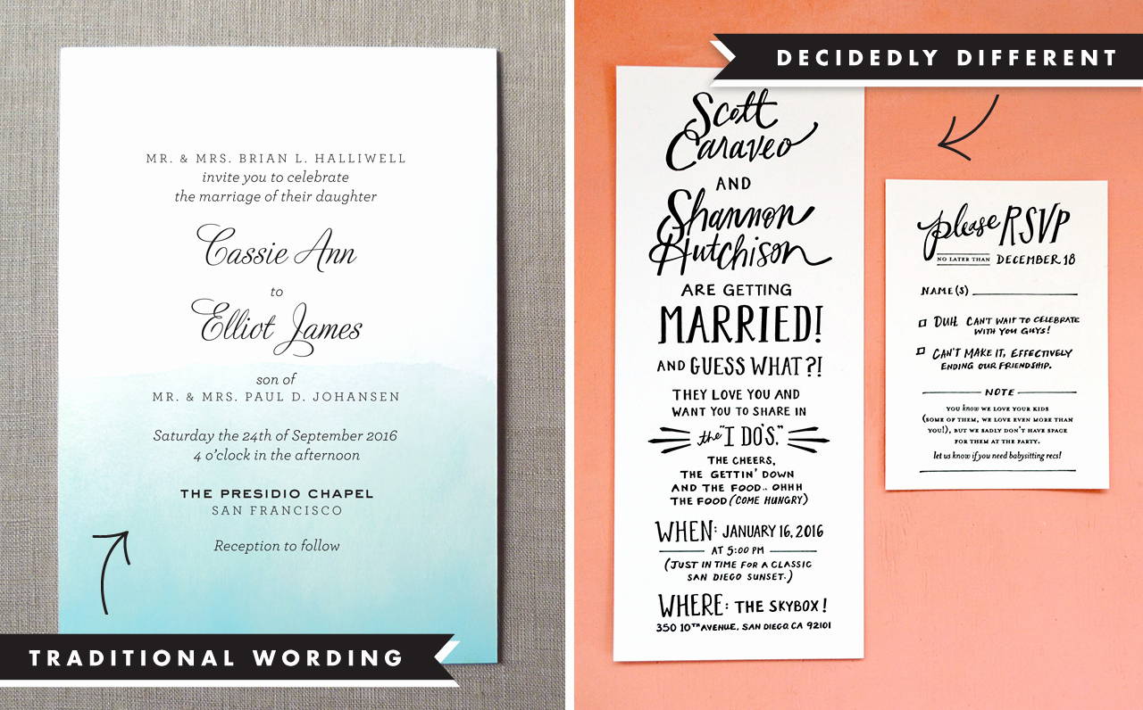 Sample Wedding Invitation Wording Elegant Oh so Beautiful Paper A Celebration Of All Things Paper
