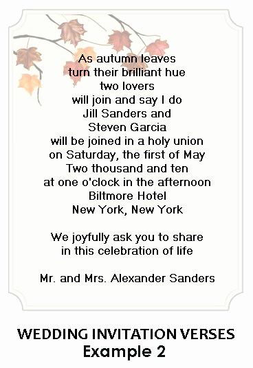 Sample Wedding Invitation Wording New Sample Wedding Invitation Wording