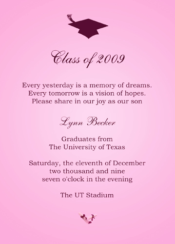 Samples Of Graduation Invitation New Famous Invitations Preschool and Kindergarten Graduation