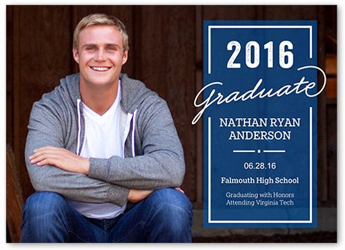 Samples Of Graduation Invitation New top 25 Best College Graduation Announcements Ideas On