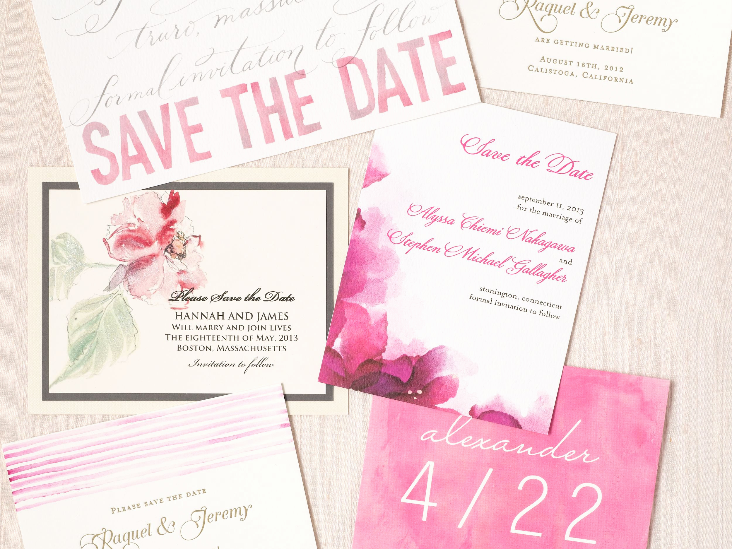 Save the Date Invitation Ideas Beautiful Save the Date Etiquette Tips