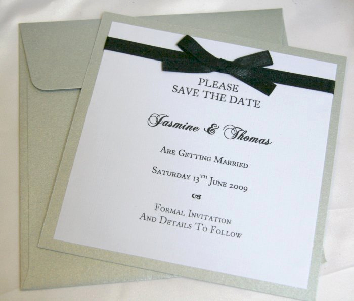 Save the Date Invitation Ideas Lovely Custom Made Creations – B Studio Wedding Invitations