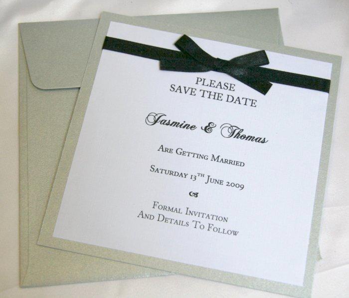 Save the Date Invitation Ideas Lovely Custom Made Creations – B Studio Wedding Invitations