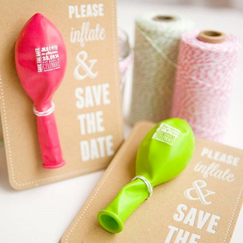 Save the Date Invitation Ideas Unique 20 Creative Ways to Save the Date