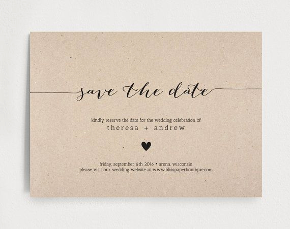 Save the Date Invitation Ideas Unique Best 25 Save the Date Ideas On Pinterest