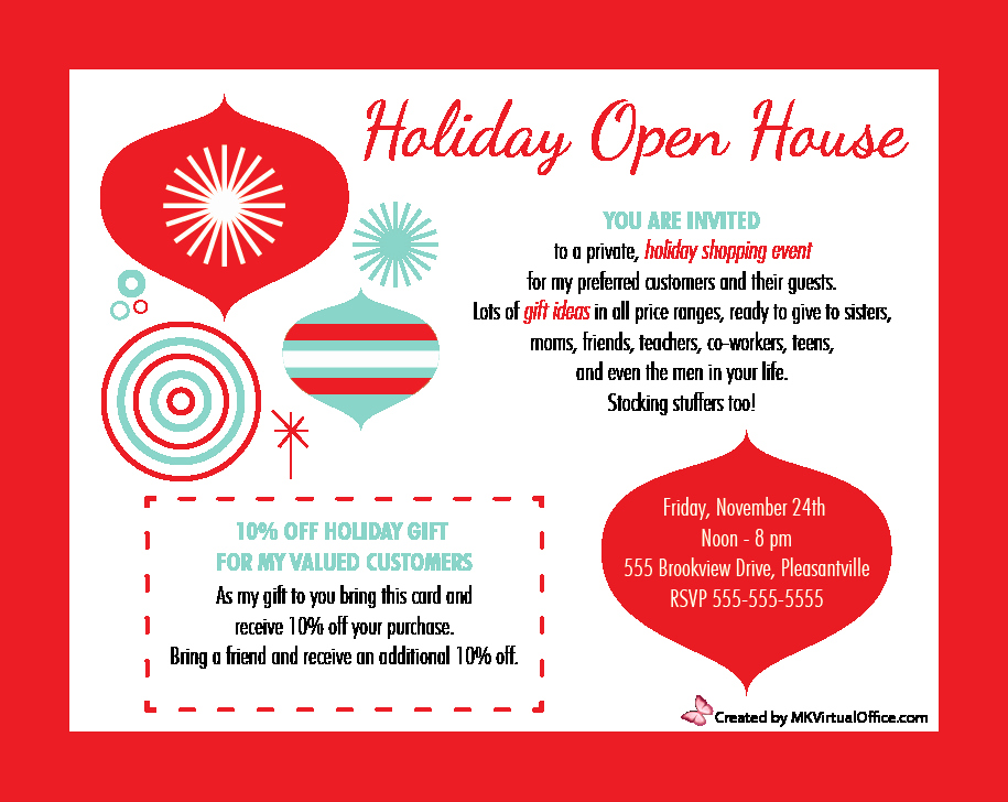 Scentsy Party Invitation Template Best Of Mary Kay Holiday Invitations Google Search