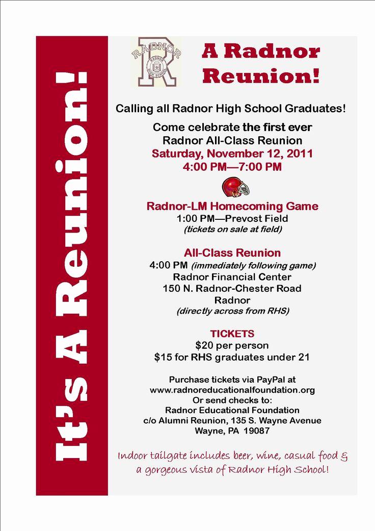 School Reunion Invitation Templates Free Lovely Class Reunion Invitations Invitations