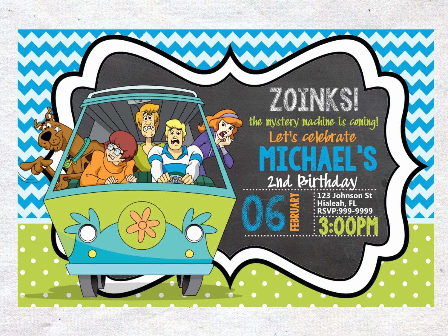 Scooby Doo Invitation Template Beautiful Pin by Brittany Ballard On Big 4 Year Old