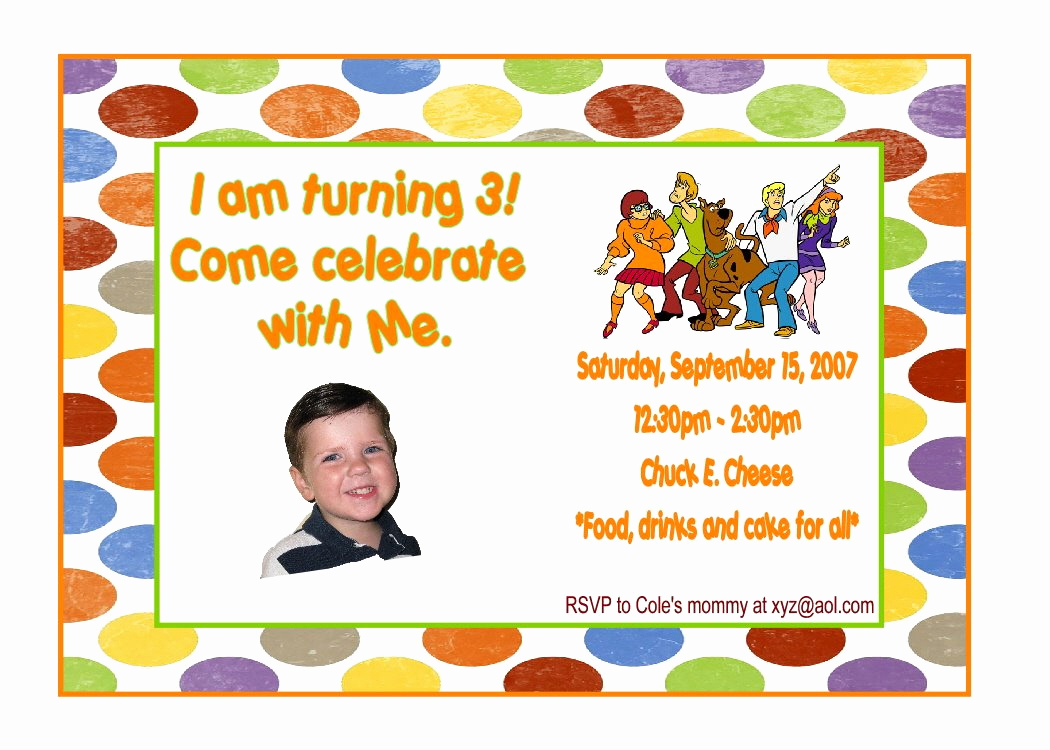 Scooby Doo Invitation Template Fresh 301 Moved Permanently