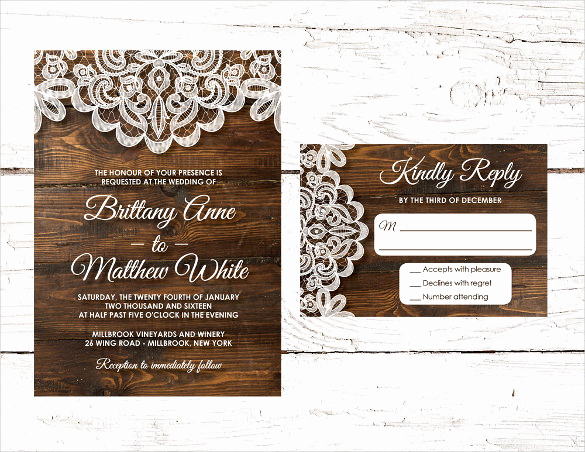 Second Marriage Invitation Wording Fresh 15 Second Marriage Wedding Invitations Psd Ai Eps