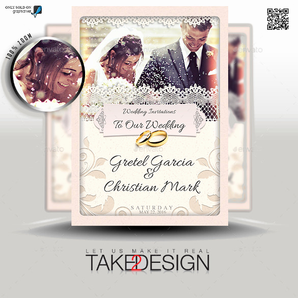 Second Marriage Invitation Wording Unique 19 Second Marriage Wedding Invitation Templates – Free