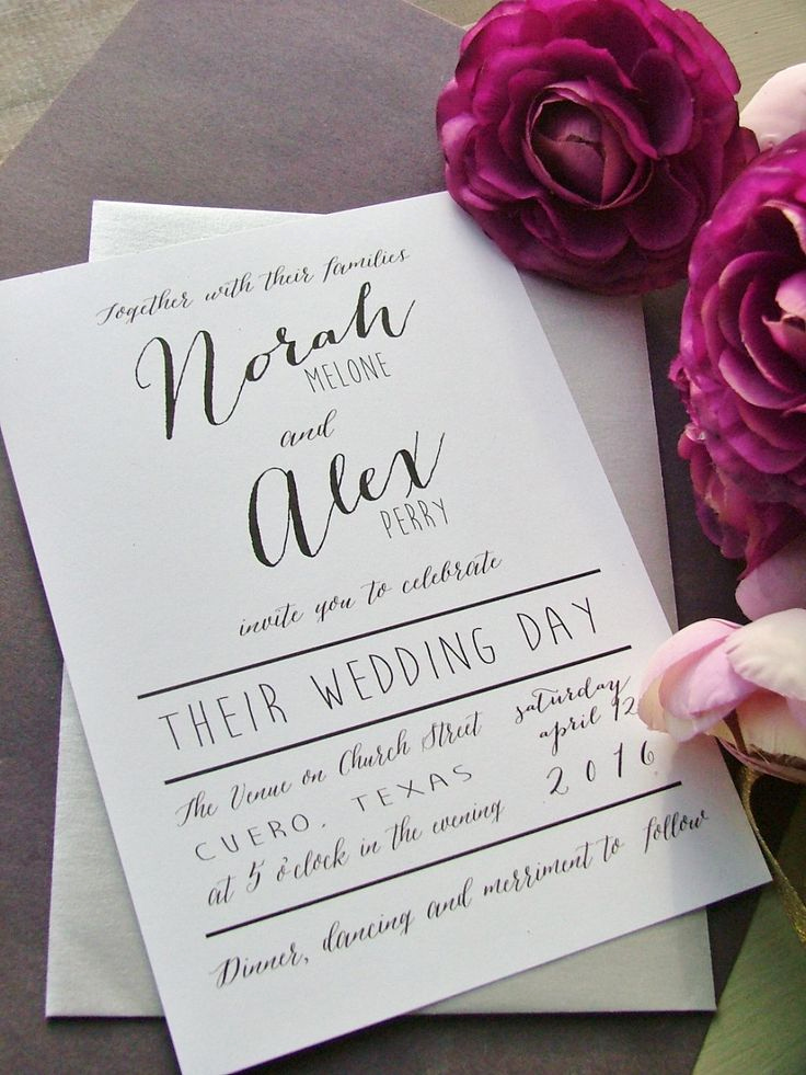 Second Wedding Invitation Wording Awesome 20 Popular Wedding Invitation Wording & Diy Templates Ideas