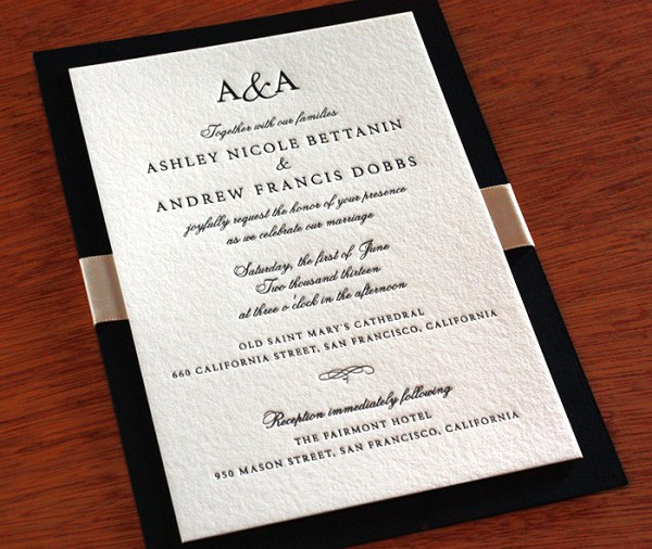 Second Wedding Invitation Wording Elegant A Look to Remember Invitation Second Paper Layers