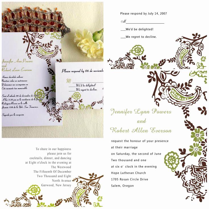 Second Wedding Invitation Wording Inspirational 17 Best Ideas About Second Wedding Invitations On