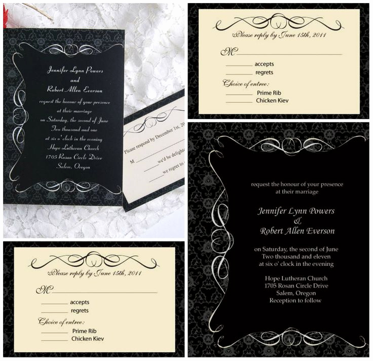 Second Wedding Invitation Wording Unique 1000 Ideas About Second Wedding Invitations On Pinterest