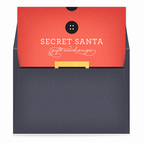 Secret Santa Invitation Template Fresh Secret Santa Belt Invitations & Cards On Pingg