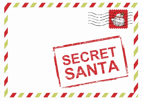 Secret Santa Invitation Template Inspirational Christmas – the Weinblog