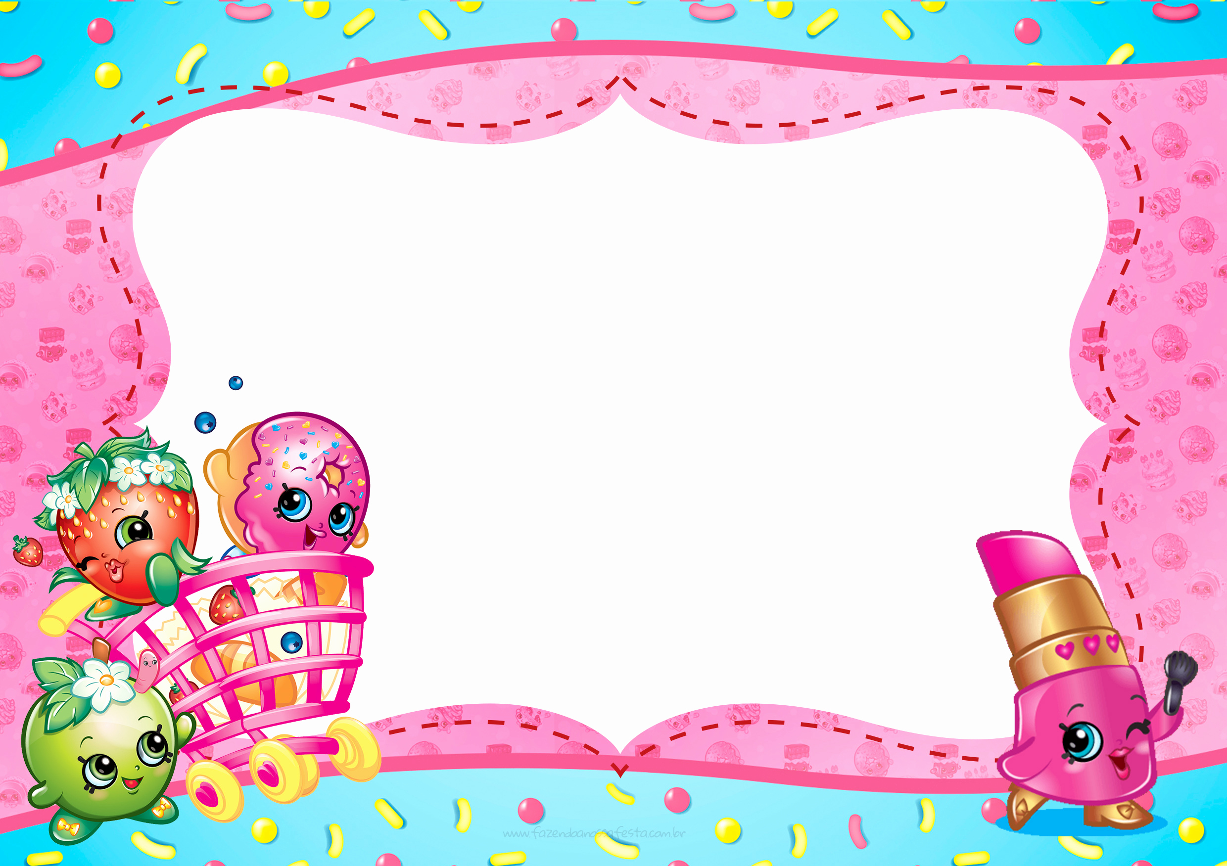 Shopkins Birthday Invitation Template Free Luxury 1000 Images About Shopkins Printables On Pinterest