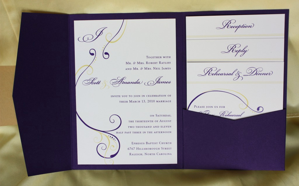 Simple Wedding Invitation Ideas New Simple Wedding Invitations