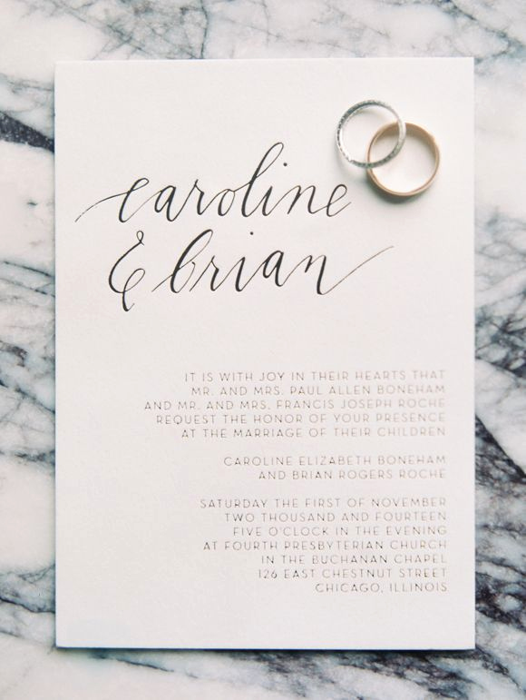 Simple Wedding Invitation Ideas Unique 17 Best Ideas About Simple Wedding Invitations On
