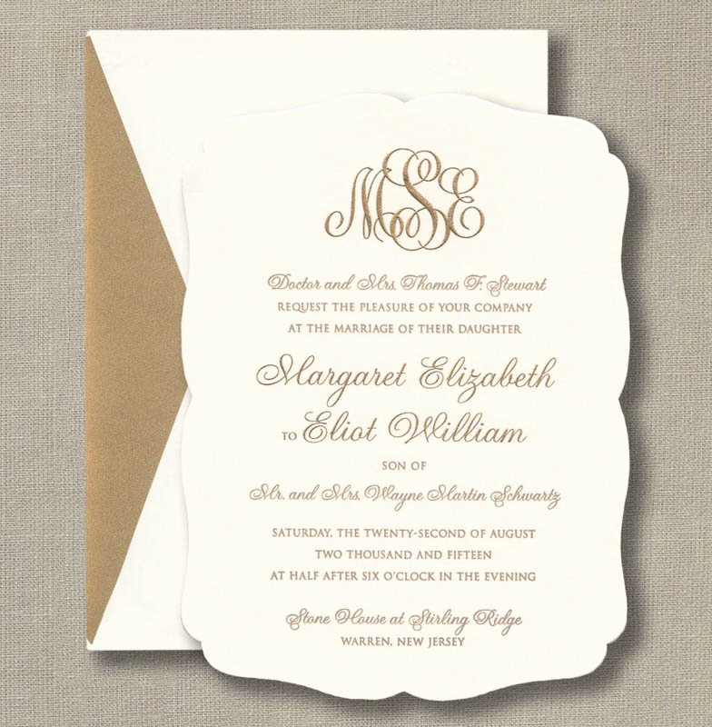 Simple Wedding Invitation Wording Elegant Wedding Invitation Wording