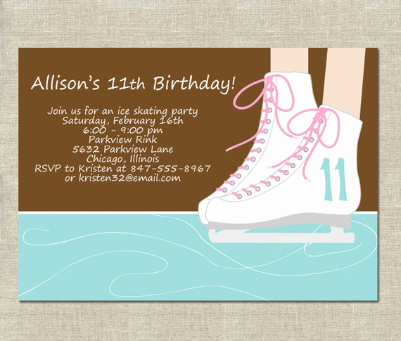 Skate Party Invitation Wording Fresh Unavailable Listing On Etsy