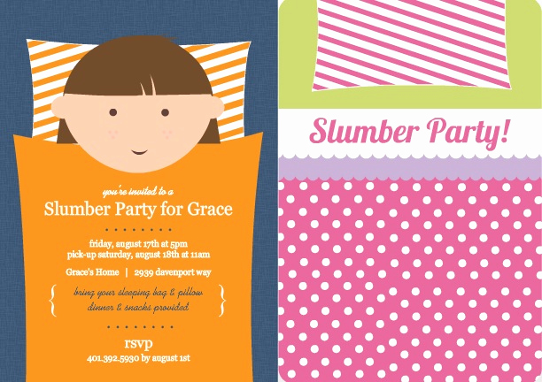 Slumber Party Invitation Ideas Fresh Sleepover Games and Slumber Party Ideas From Purpletrail
