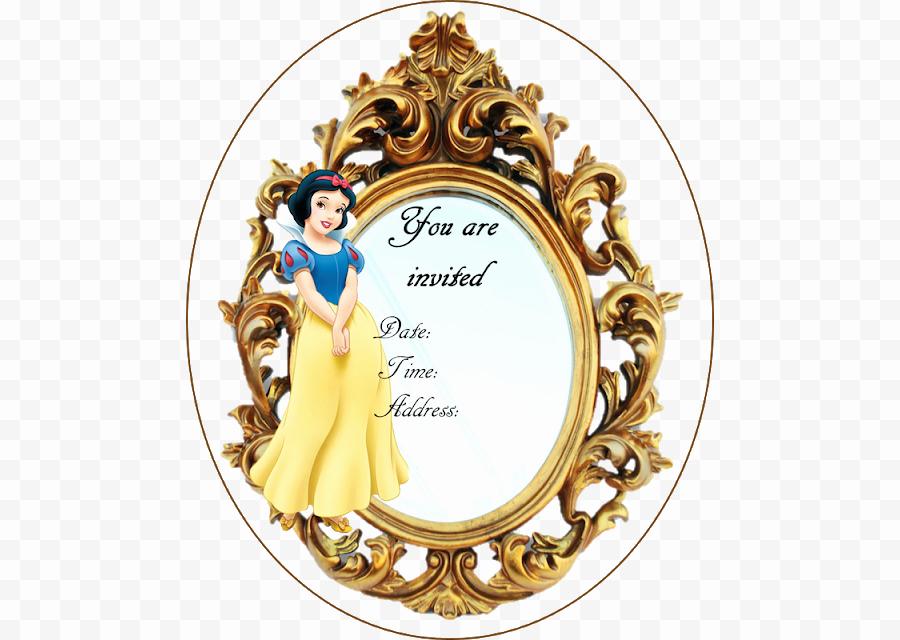 Snow White Mirror Invitation Inspirational Los Cumpleanos De Cenicienta Y El Espejo Magico – Fondos
