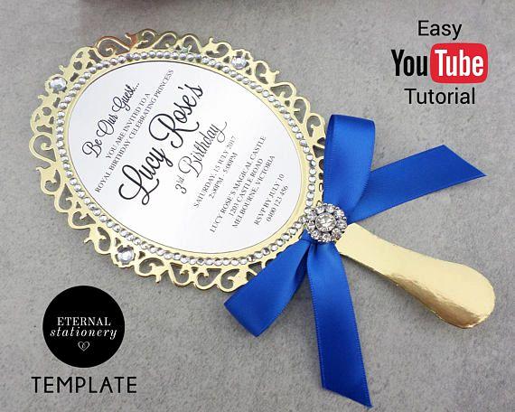 Snow White Mirror Invitation Luxury Best 25 Snow White Mirror Ideas On Pinterest